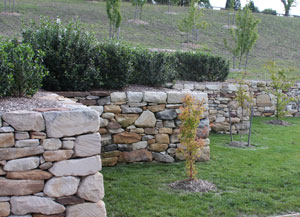 J Amp J Stonewall Constructions Experts In Stone Wall