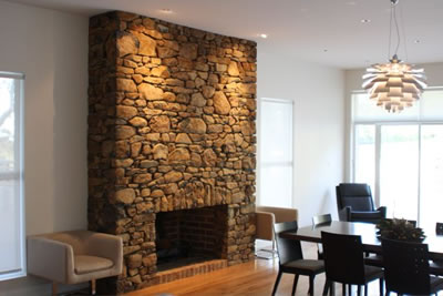 J&J Stonewall Constructions - Experts in stone wall construction